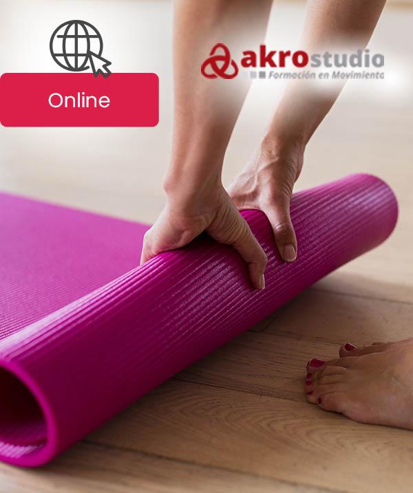 AkroStudio Online Pilates Terapéutico