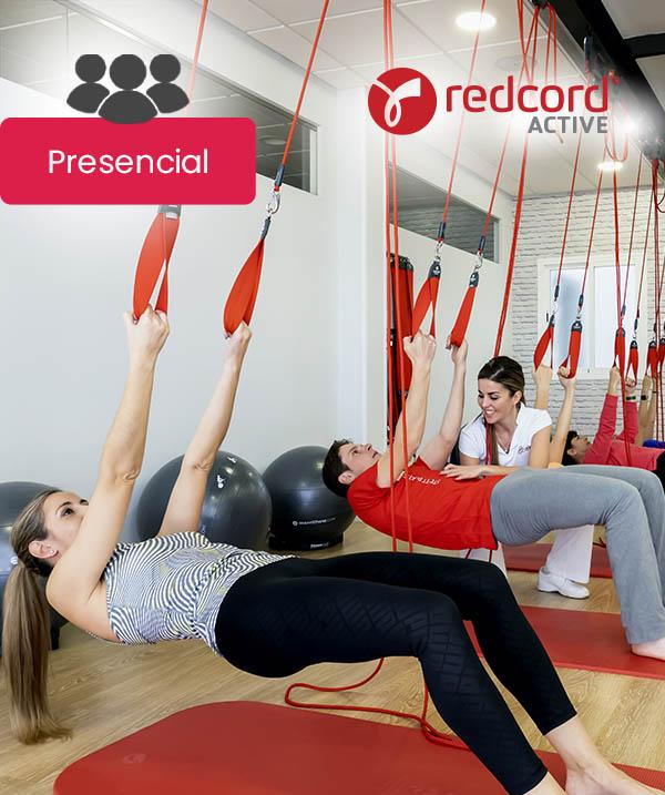 Redcord Active Intro Noviembre Madrid