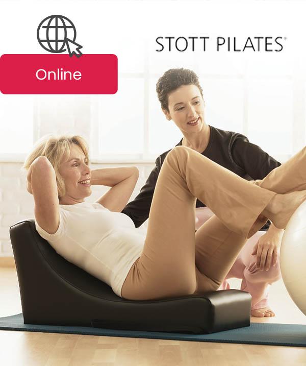 Stott Pilates Especializacion Pilates Postrehabilitacion Cervical