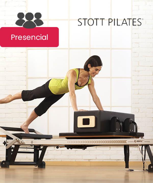 Stott Pilates Pilates Reformer Esencial Intermedio Diciembre Madrid