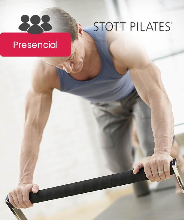 Stott Pilates Reformer Presencial Avanzado Enero