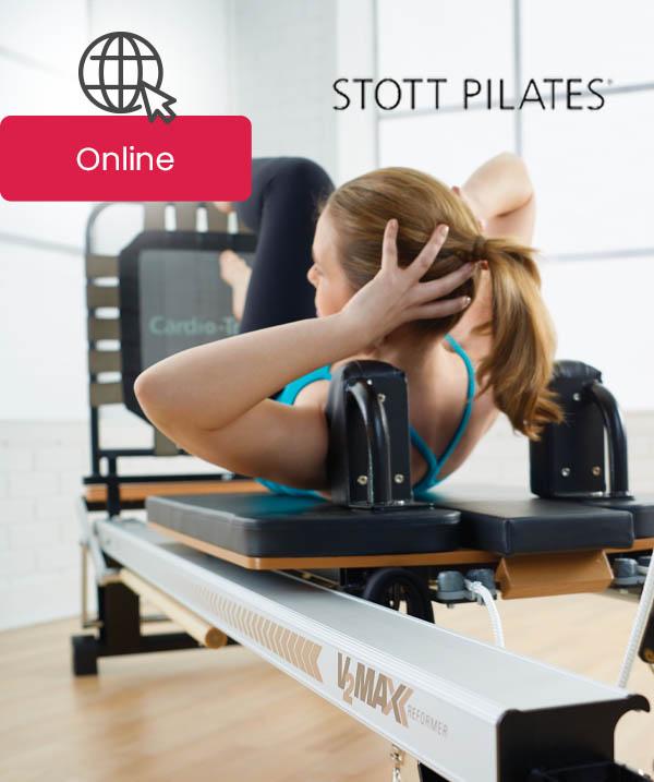Stott Pilates Master Class Pilates Reformer Online